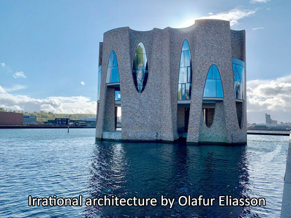 Andrei Asadov: «I enjoy architecture having something irrational»