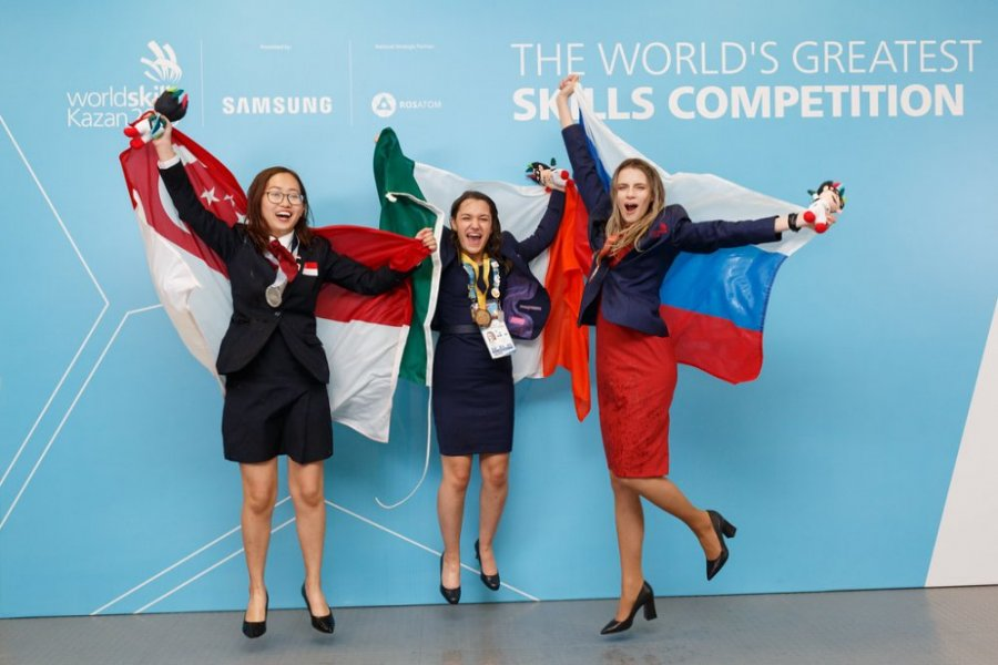 WorldSkills-2019: Workers' Olympiad successfully finished in Kazan