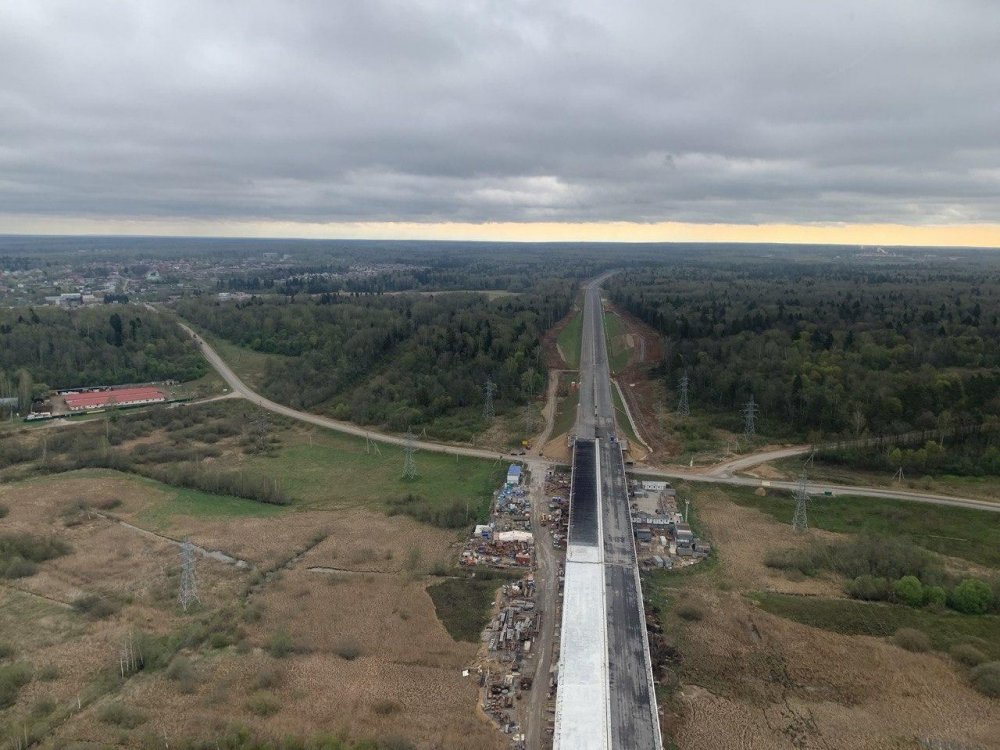 16 million rubles will be invested in the paid section of the Don highway in the Voronezh region