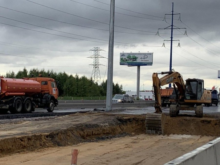 Intra-site road will be built within the TAD «Khabarovsk»