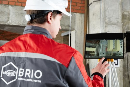 The BRIO MRS company with the support of MSP Corporation has released a new version of a specialized MR device for BIM visualization, and is ready to announce the official market launch