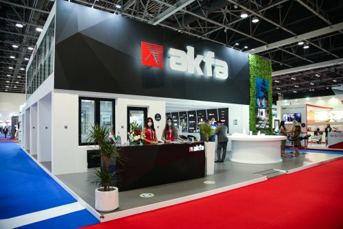 AKFA Group first became participant at the construction exhibition, The Big 5 event in Dubai