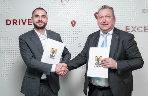 MYCRANE signs MoU with Swiss-based EPCM, PESCO Switzerland AG